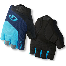 Giro Bravo Gel Bike Gloves blue/black